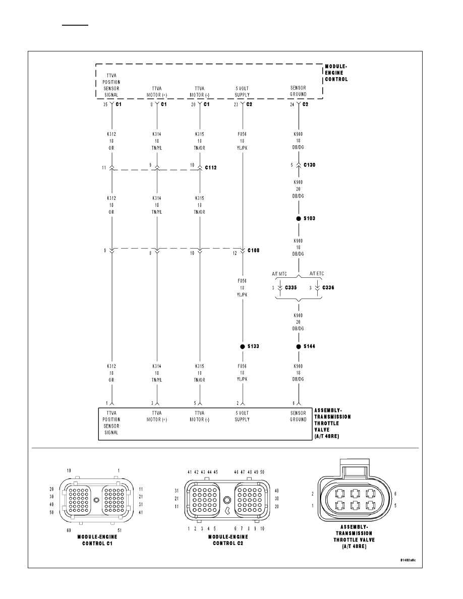 hight resolution of 48re wiring diagram auto diagram databasedodge ram truck 1500 2500 3500 manual part 1740 48re wiring
