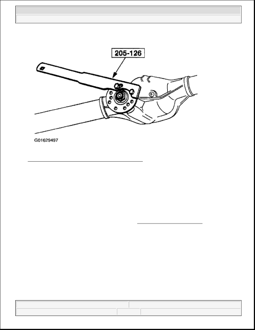small resolution of ford rear pinion seal diagram
