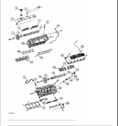 23 exploded view of upper end components 4 6l courtesy of ford motor co  [ 918 x 1188 Pixel ]