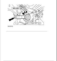 335 positioning crankshaft number one cylinder at tdc 4 6l courtesy of ford motor co  [ 918 x 1188 Pixel ]