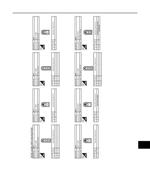 small resolution of infiniti navigation wiring diagram