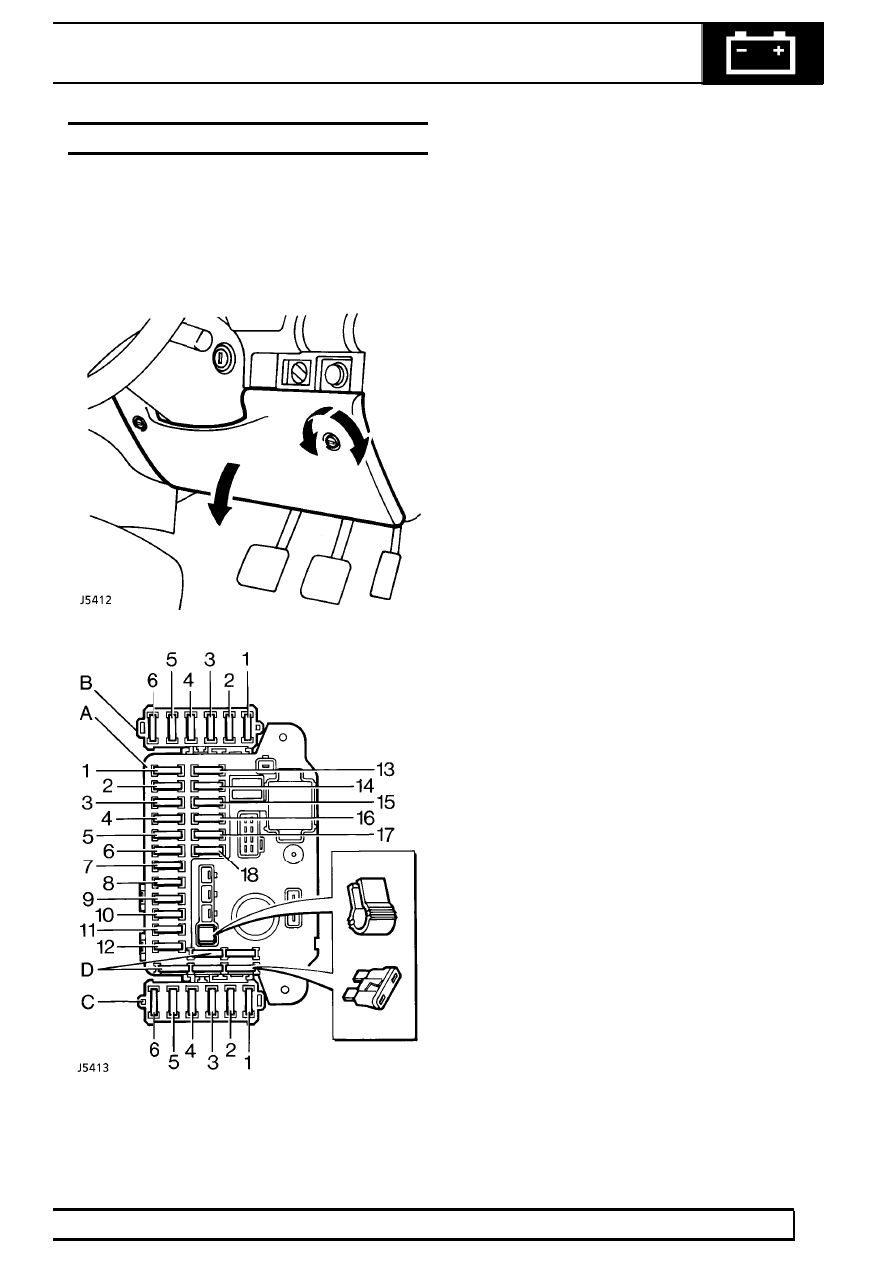 Land Rover Discovery Electrical Manual