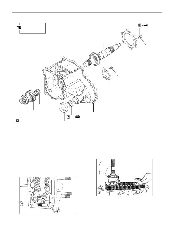 Mitsubishi L200 Parts Diagram