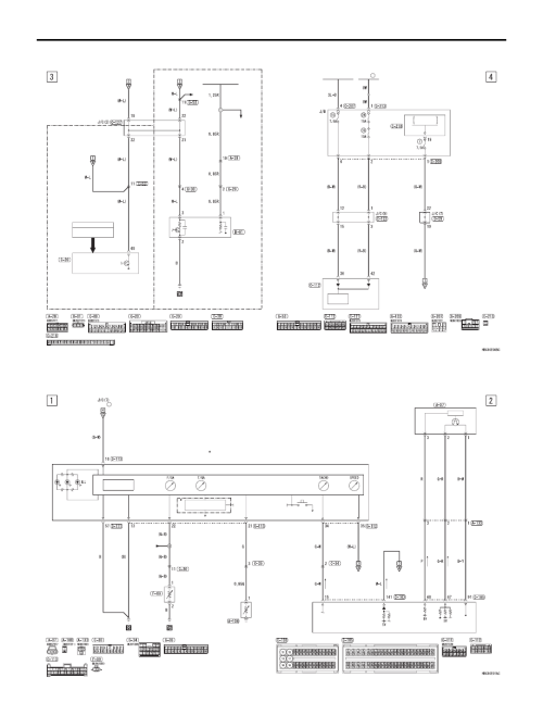 small resolution of mitsubishi l200 ignition wiring diagram