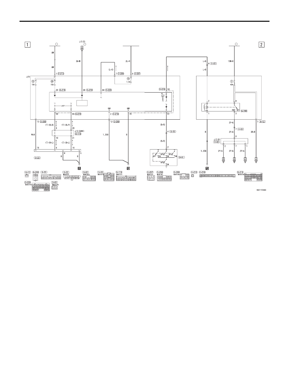 hight resolution of mitsubishi l200 central locking wiring diagram wiring diagram b7 delica central locking wiring diagram