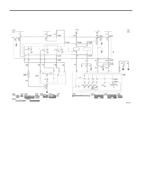 small resolution of windshield wiper and washer circuit diagrams