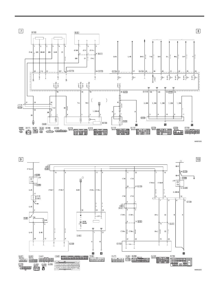medium resolution of mitsubishi grandis fuse box diagram best wiring library 2003 mitsubishi eclipse fuse box diagram mitsubishi grandis