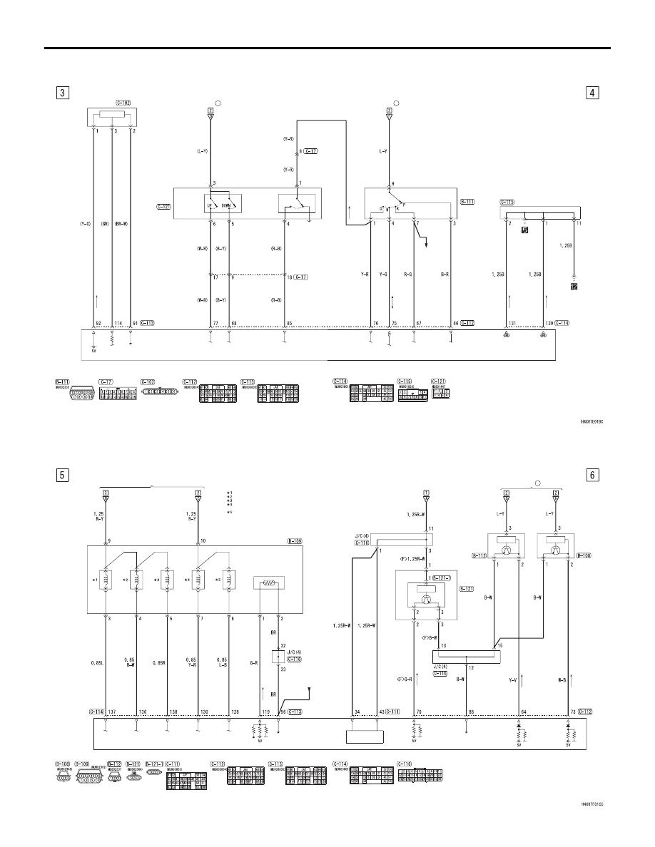 medium resolution of mitsubishi grandis fuse box diagram best wiring library 2003 mitsubishi eclipse fuse box diagram invecs ii