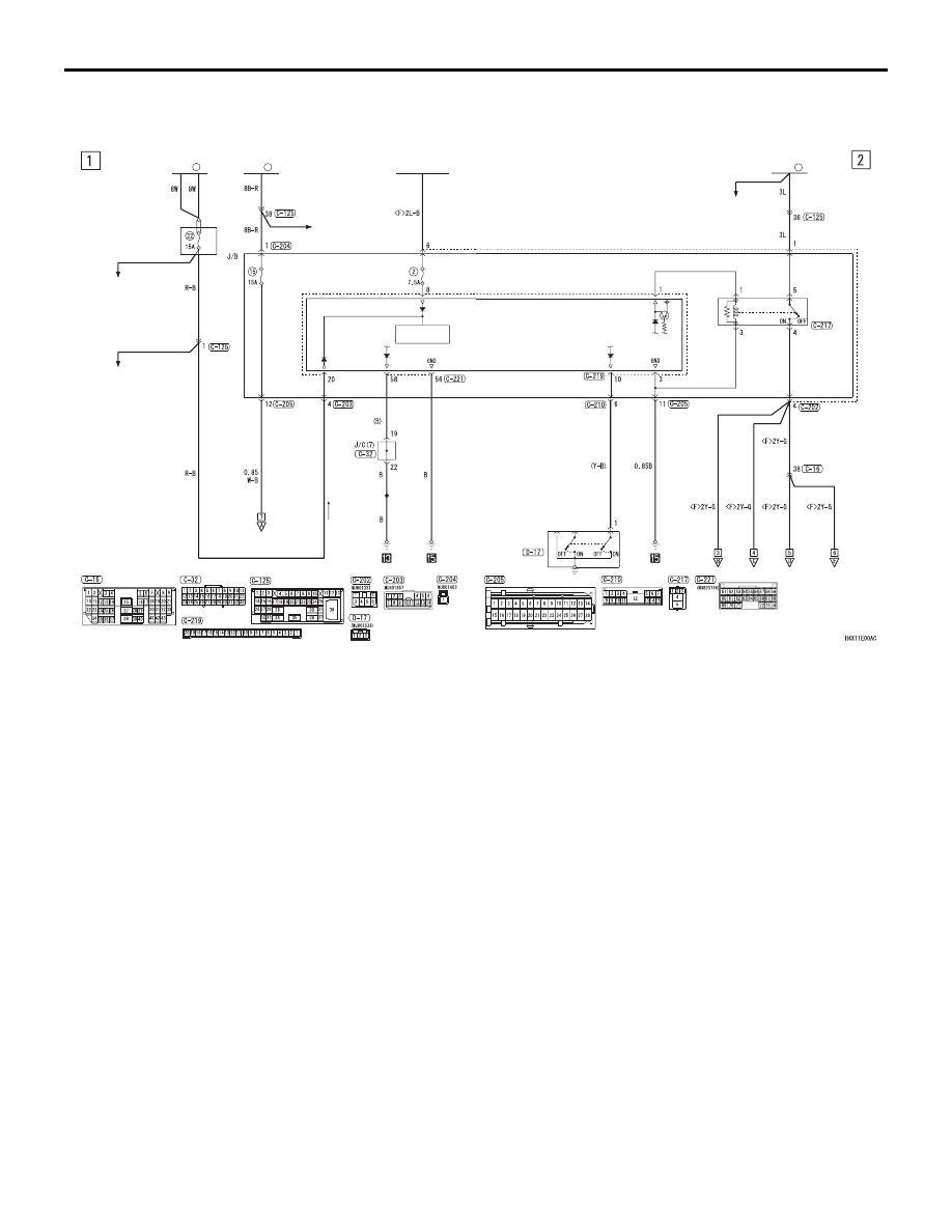 medium resolution of mitsubishi grandis manual part 446mitsubishi grandis fuse box diagram 20