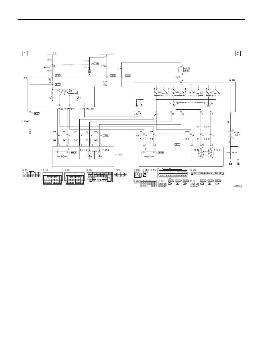 hight resolution of mitsubishi grandis fuse box diagram best wiring library 2003 mitsubishi eclipse fuse box diagram mitsubishi grandis