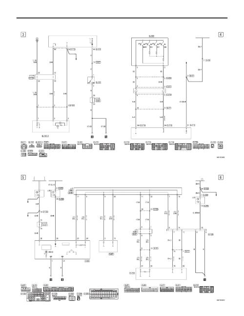 small resolution of mitsubishi grandis fuse box diagram wiring diagram 2009 mitsubishi galant fuse box mitsubishi grandis fuse box