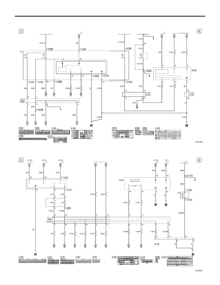 medium resolution of mitsubishi grandis fuse box diagram