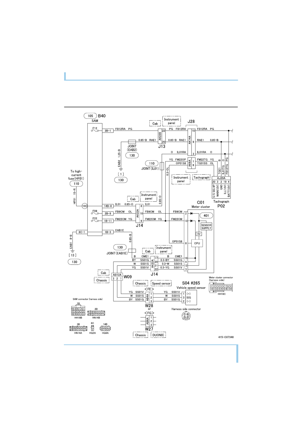 medium resolution of mitsubishi canter fe fg manual part 70 wiring diagram mitsubishi canter