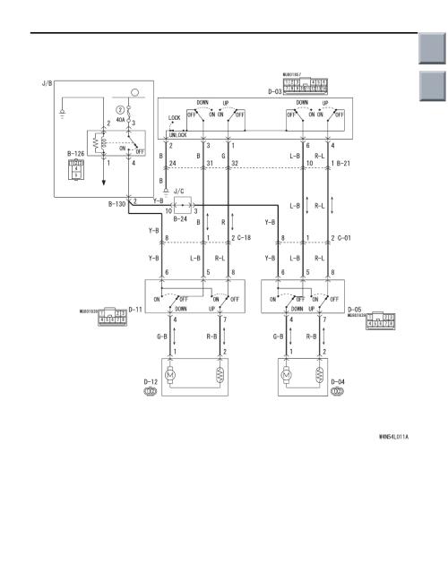small resolution of power window wiring mitsubishi colt wiring diagram ebook power window wiring mitsubishi colt