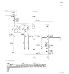 mitsubishi lancer 93 wiring diagram [ 893 x 1263 Pixel ]