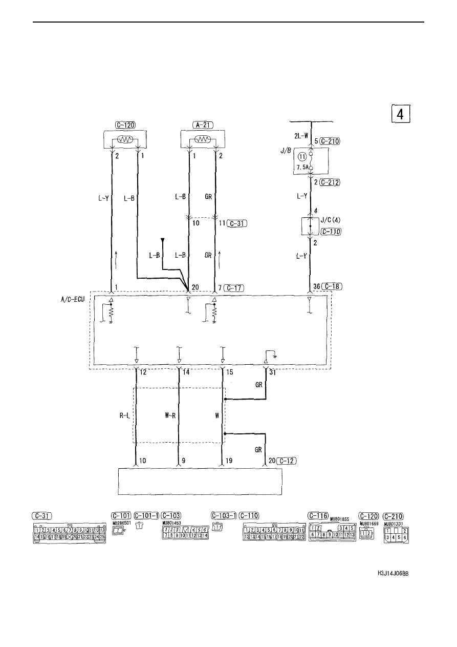 hight resolution of mitsubishi evo 8 ecu wiring diagram