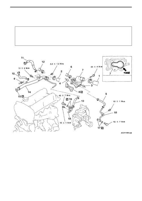 small resolution of evo 8 engine diagram