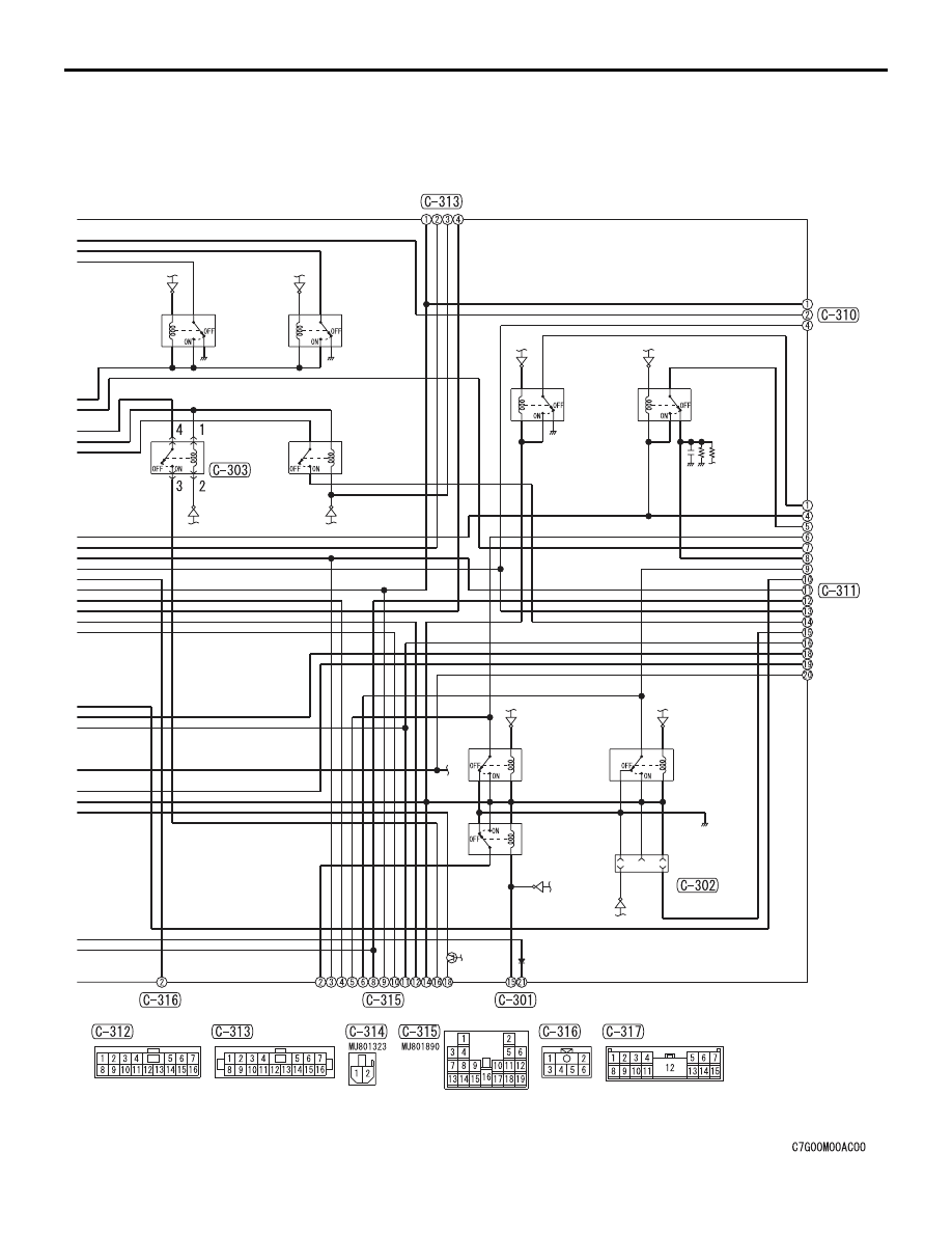 hight resolution of 2007 mitsubishi outlander engine diagram