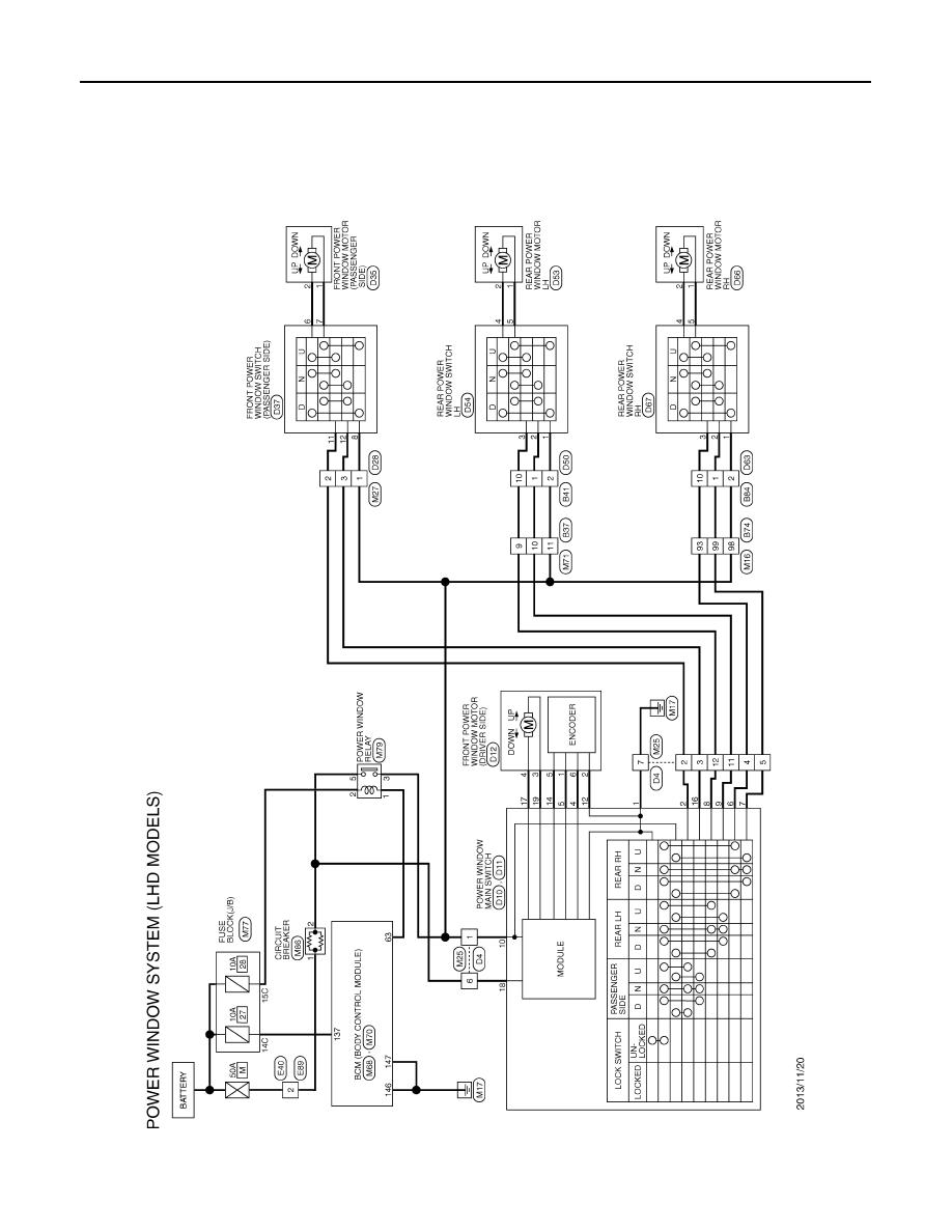 medium resolution of nissan qashqai j11 manual part 1509 nissan qashqai towbar wiring diagram nissan qashqai wiring diagram