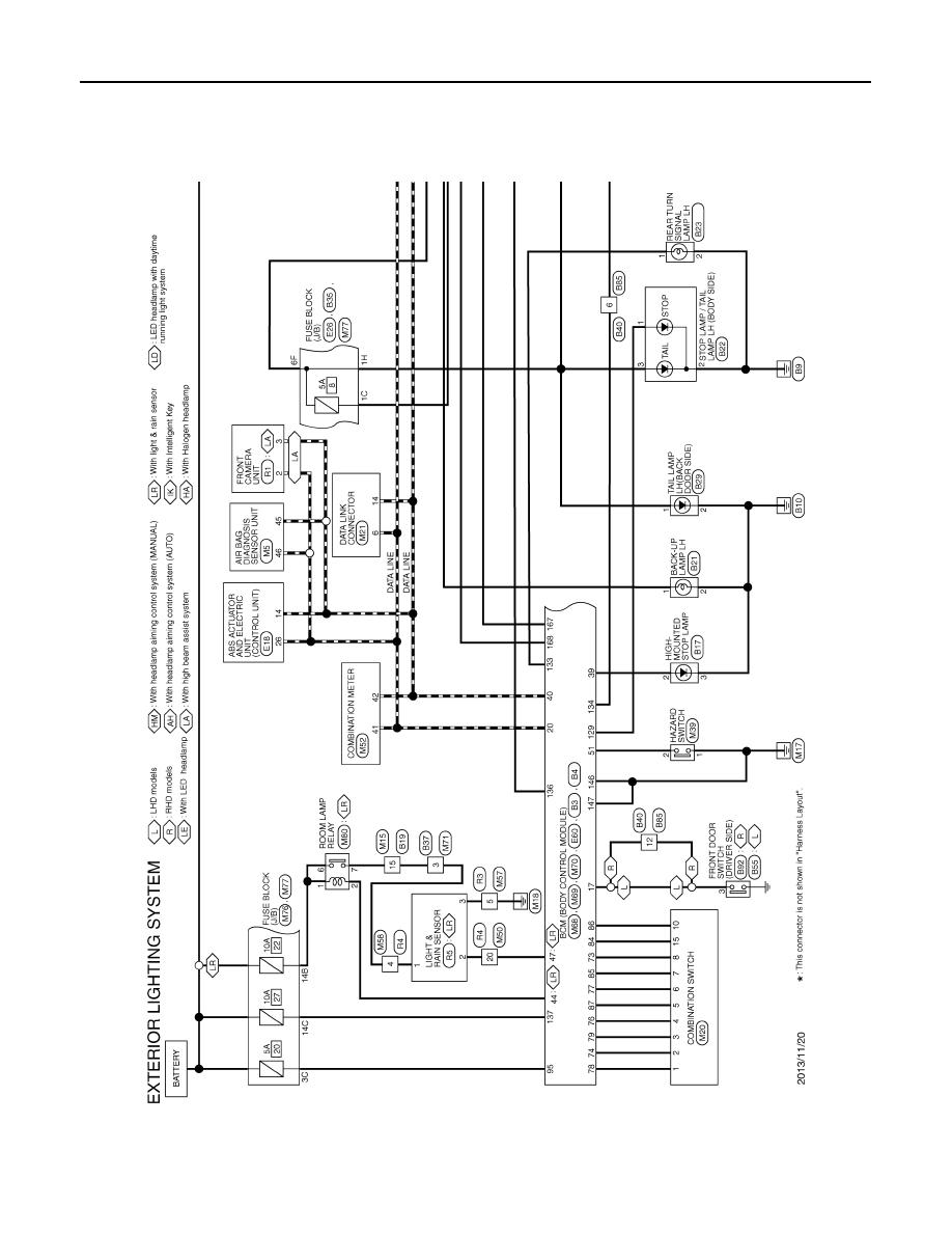 medium resolution of nissan qashqai j11 manual part 1730 nissan qashqai stereo wiring diagram nissan qashqai wiring diagram