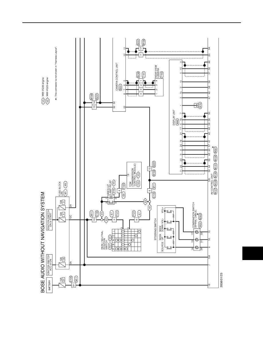 medium resolution of nissan teana j32 manual part 103 nissan teana j32 wiring diagram