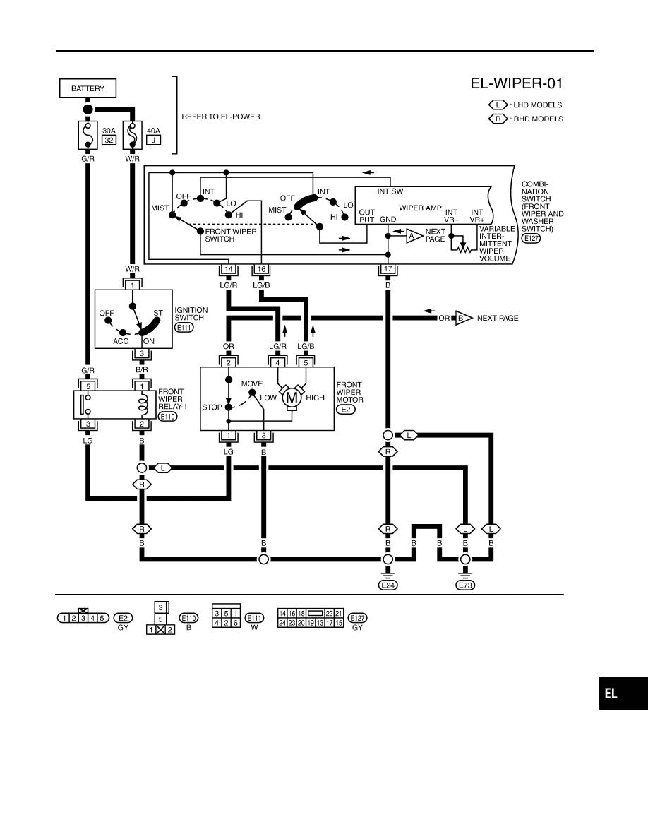 medium resolution of wiring diagram wiper