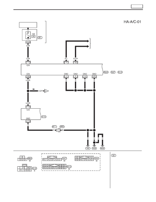 small resolution of wiring diagram a c
