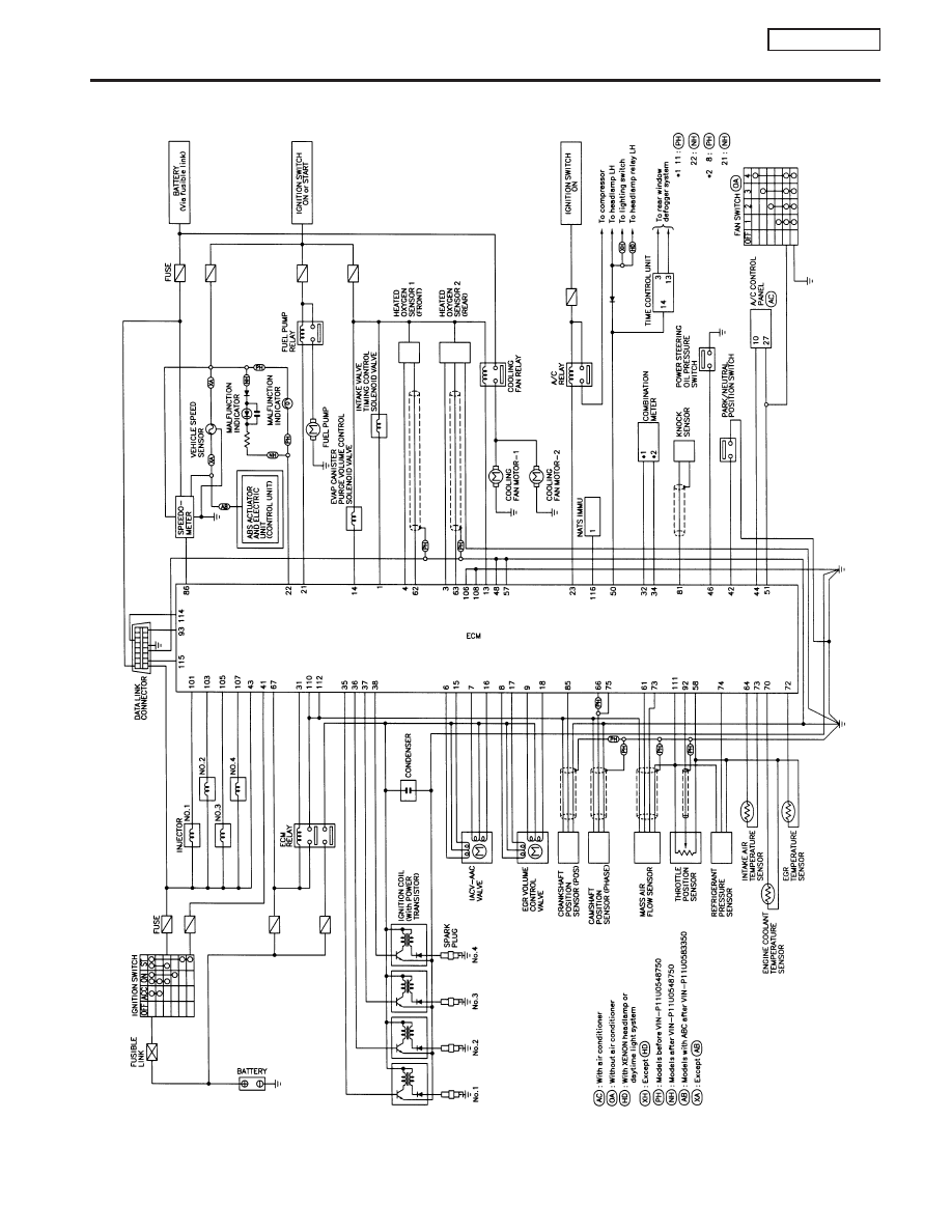 hight resolution of nissan primera wiring diagram manual