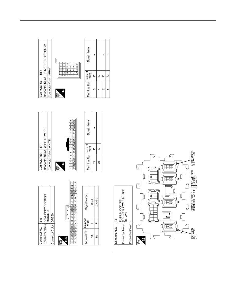 hight resolution of manual part 781 on nissan titan headlight harness diagram nissan sentra