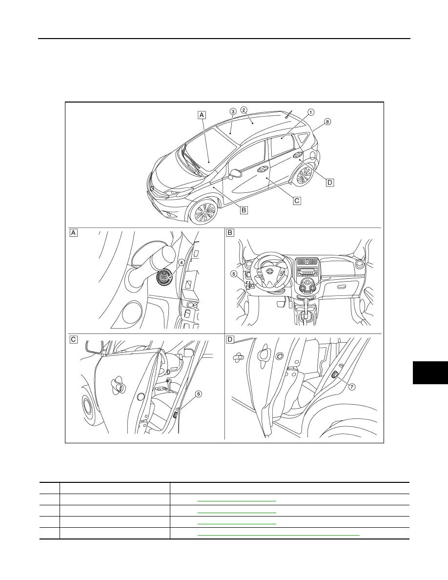 medium resolution of nissan engine part diagram