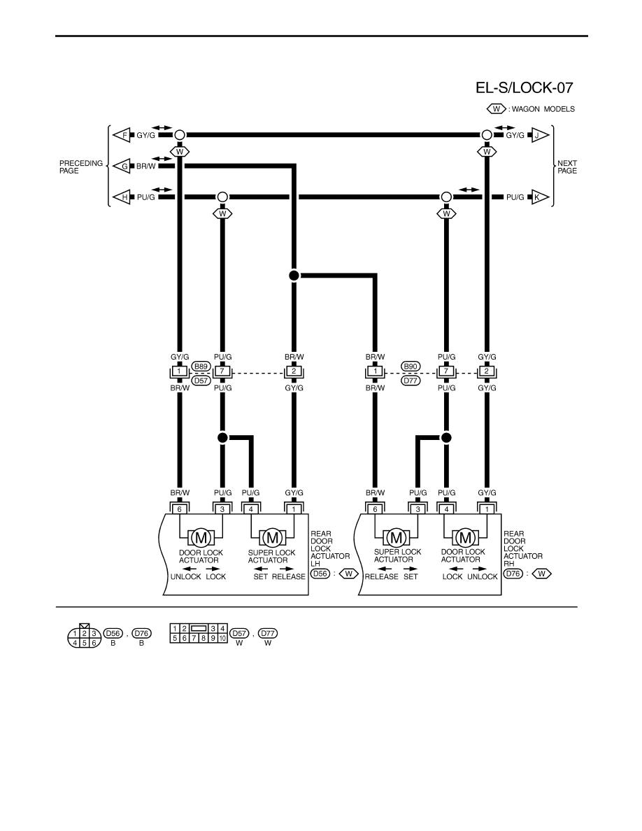 medium resolution of nissan terrano r20e manual part 243nissan terrano central locking wiring diagram 7