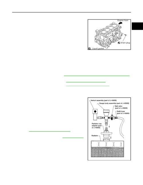 small resolution of nissan altima radiator diagram