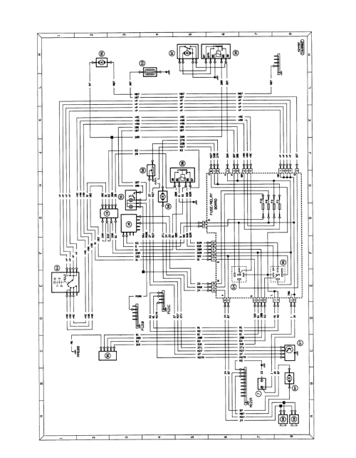small resolution of peugeot 205 manual part 49 12 u202222 wiring diagrams diagram 3 typical ancillary circuits wash