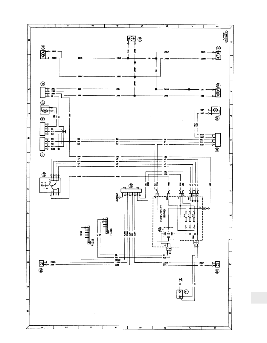 hight resolution of diagram 3a ancillary circuits wash wipe central locking and wiring diagram 3a typical ancillary circuits electric windows central