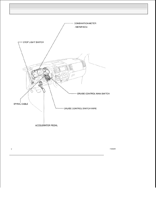 small resolution of toyotum cruise control diagram