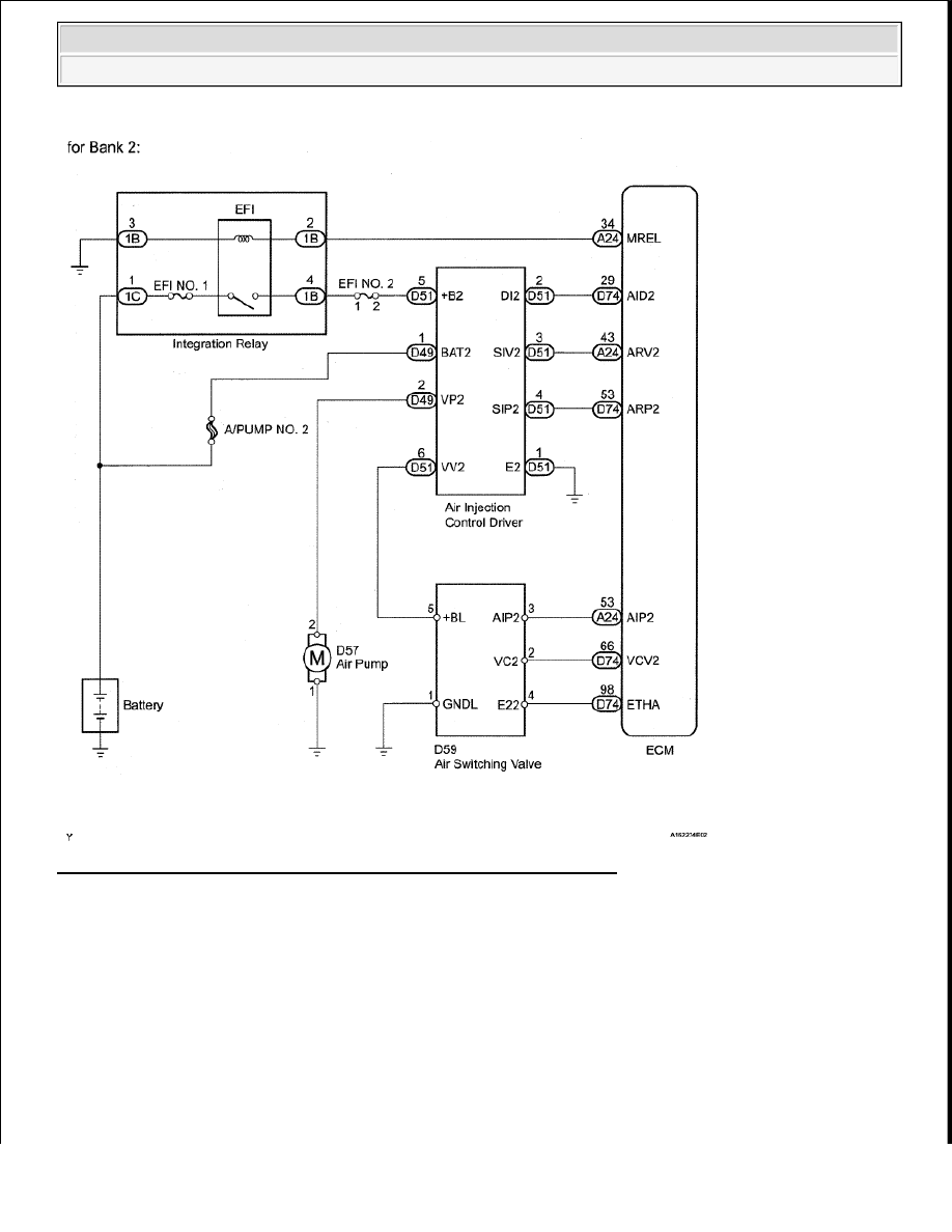 hight resolution of 142 secondary air injection system wiring diagram for bank 2