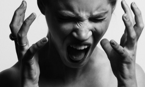 Dealing with anger in grief