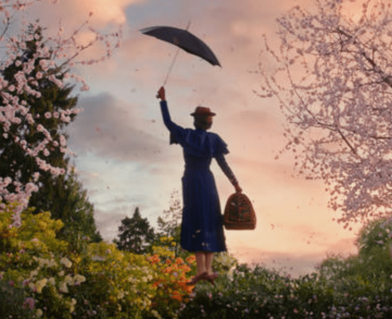 Life lessons learned from Mary Poppins