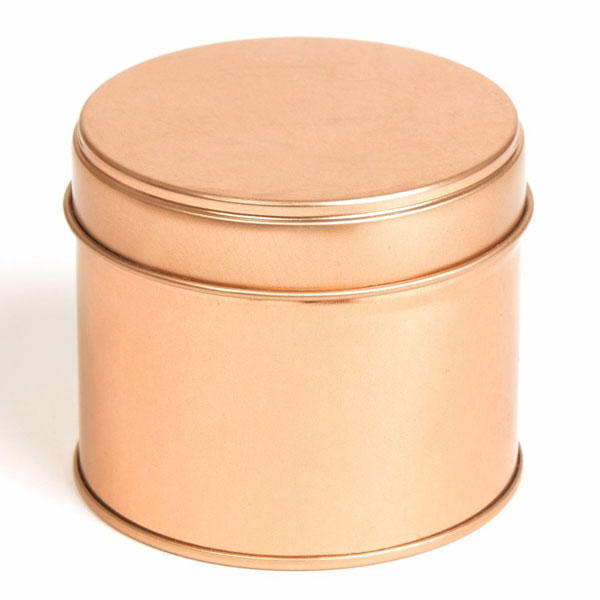 Metallpurk rose gold 100 ml