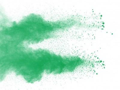 Veepõhine värv Roheline (15 ml)