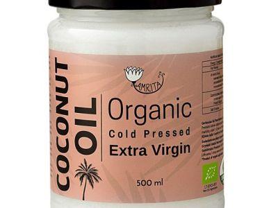 Virgin kookosrasv 500 ml