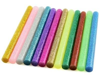 Liimipulgad värvilised 12 tükki