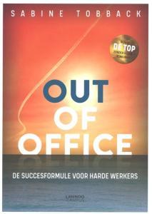 out of office boek voor harde werker zonder pauzeknop zinvollerleven.nl