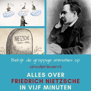 Alles over Friedrich Nietzsche in vijf minuten zinvollerleven.nl