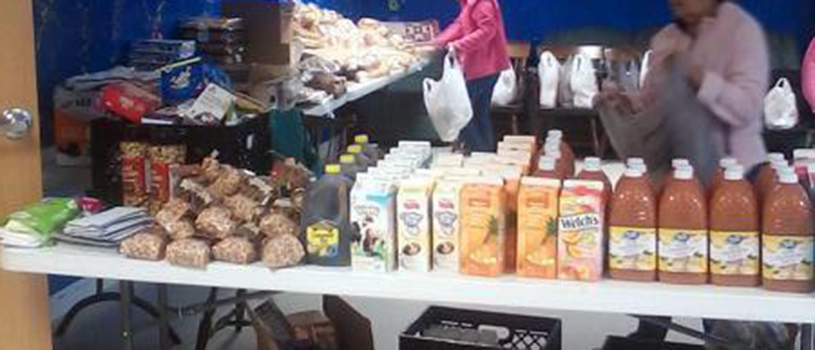 Food Pantry - Zion Blue Mountain UCC