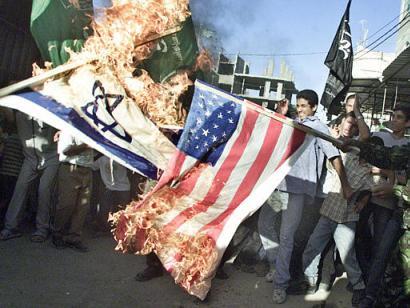 Palästinensiches Volksfest in Rafah