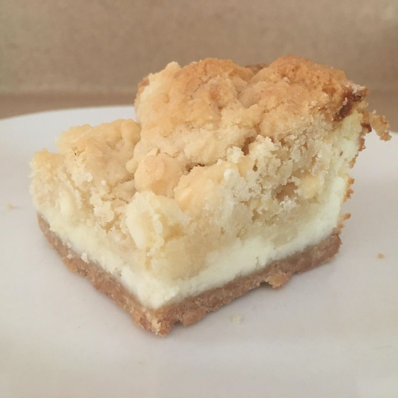 Lemon Cheesecake Cookie Bars – Perfected