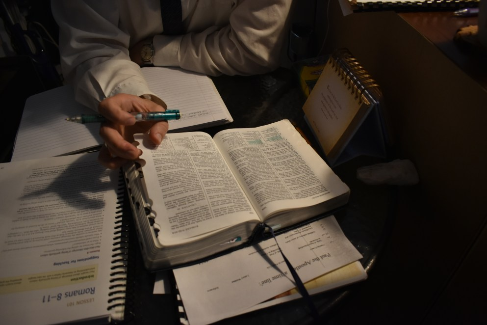 Feasting on the Word: Understanding Doctrine and Principles