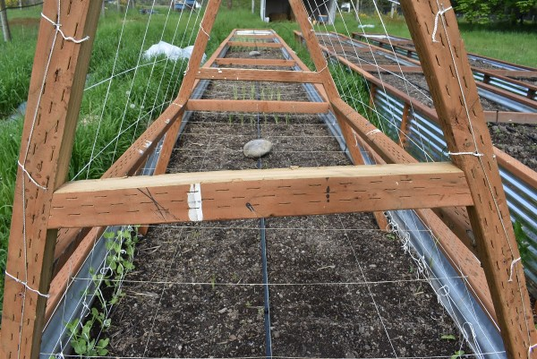 A-Frame Trellis Cross Bar