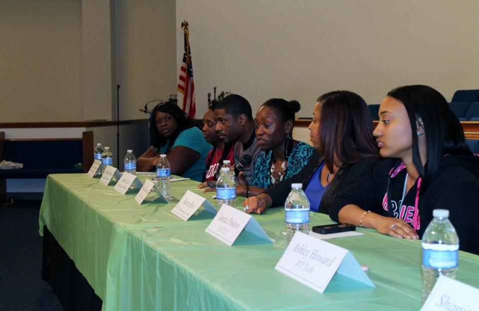 College Panel Discussion